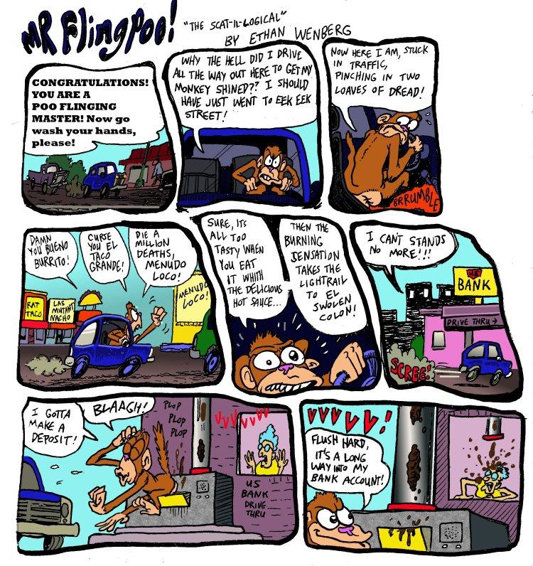 Mr. Flingpoo!